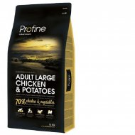 Profine Dog Adult Large Chicken & Potatoes 15kg + 3kg GRATIS