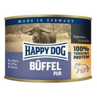 Happy Dog Konserwy Büffel Pur Buffalo 200g