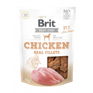 Brit Jerky Snack - Chicken Fillets 80g