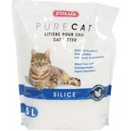 PURECAT natural silica 5l Zolux