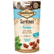 Carnilove Cat Semi-Moist Snack Sardynka i Pietruszka 50g