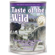 Taste of the Wild Canned Sierra Mountain 390g
