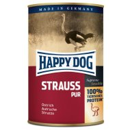 Happy Dog puszka Strauβ Pur Ostrich 400g