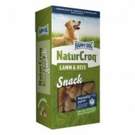 Przysmak Happy Dog Natur Snack Lamm & Rice 350g