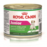 Royal Canin Mini Junior konzerva 195g