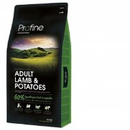 Profine Dog Adult Lamb & Potatoes 15kg + 3kg GRATIS