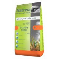 Nativia Dog Puppy Mini Duck & Rice 3kg