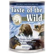 Taste of the Wild Pacific Stream w puszce 390g
