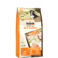 Bosch Dog BIO Puppy Chicken + Carrot 1kg
