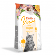 Calibra Cat Verve GF Sterilised Chicken & Turkey 3,5kg