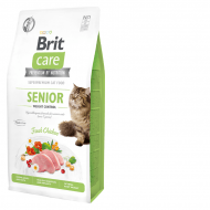 Brit Care Cat Grain-Free Senior & Weight Control 7kg