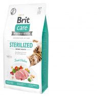 Brit Care Cat Grain-Free Sterilized Urinary Health 7kg